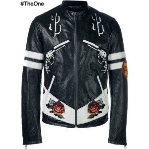 Dolce & Gabbana Western Leather Jacket - Farfetch