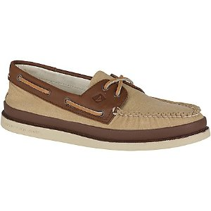 Authentic Original 2-Eye Surplus Boat Shoe