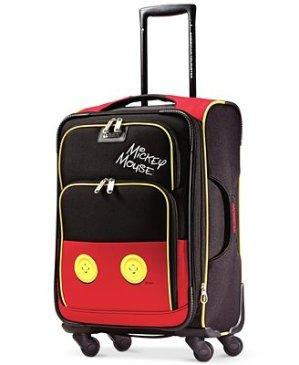 低至5折+额外7.5折Macy's 精选儿童Heys、American Tourister品牌背包及行李箱特卖