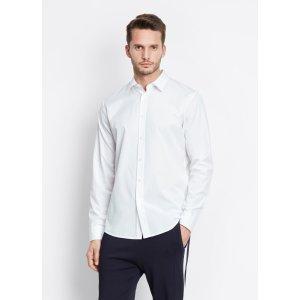 Reverse Placket Shirt for Men | Vince