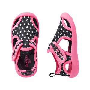 Kid Girl OshKosh Heart Water Sandals | OshKosh.com