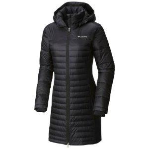 Columbia | Women's Powder Pillow Warm Insulated Hybrid Long Winter Warm Jacket