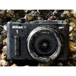 Nikon 1 AW1 Mirrorless Digital Camera with 11-27.5mm Lens (Factory Refurbished)