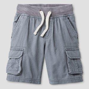 Toddler Cargo Short Gray : Target