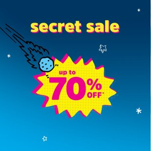 Up to 70% OffKids Select Styles Secret Sale Doorbuster @ OshKosh BGosh