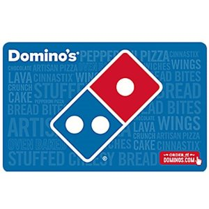 $25Domino's Pizza $25 Gift Card (Email Delivery)