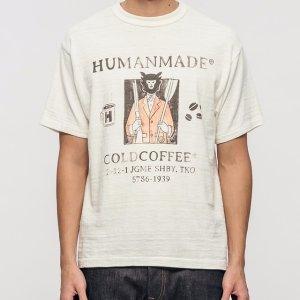 Human Made #1301 Coldcoffee S/S T-Shirt | HBX.