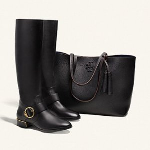 Up to 30% Offwith Tory Burch Handbags and Shoes Purchase @ Bloomingdales