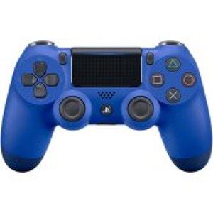 Sony DualShock 4 Controller for PlayStation 4, Blue Wave - Walmart.com