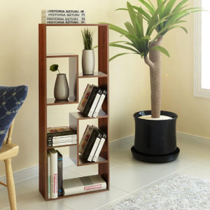 $14.54Furinno Boyate Walnut Wall Mounted Book Shelf