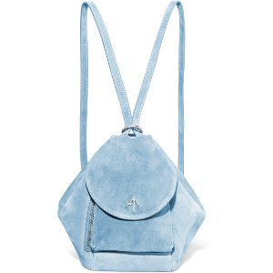 Manu Atelier | Fernweh suede backpack