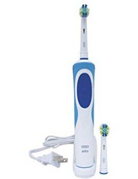 $18.96(原价$32.99)Oral-B Vitality Floss Action 白色可充电电动牙刷