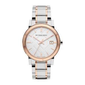 Unisex The City Two-Tone Bracelet Watch