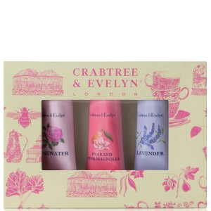 Crabtree & Evelyn Florals Hand Therapy Sample 3 x 25g