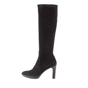 Aquatalia Rumbah Weatherproof Suede Knee Boot