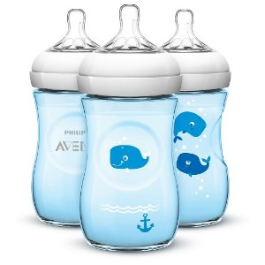 Buy 1 Get 1 50% OffSelect Philips Avent Baby Bottles @ Target