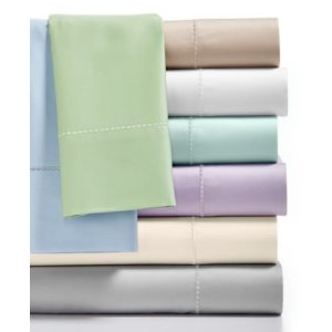 Martha Stewart Collection Open Stock Sheets, 300 Thread Count 100% Cotton, Created for Macy's