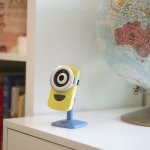 Despicable Me 3 - Minion Cam Hd Wi-Fi Camera Minion Translator Surveillance Camera