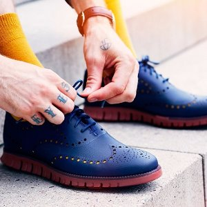 Extra 30% OFFCole Haan Men's Shoes July Fourth Sale
