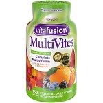 超好吃: Vitafusion 水果味综合维生素软糖 150粒