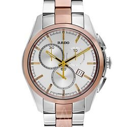 $868 (Orig$2,350)RADO R32039102 MEN'S HYPERCHROME CHRONOGRAPH WATCH