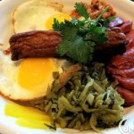 覓食(Burnaby) 台湾风味:卤肉饭,回锅肉,三杯鸡,炸物拼盘等