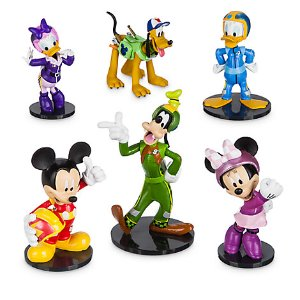 Mickey and the Roadster Racers Figure Play Set | Disney Store