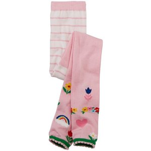 Girls Fun Footless Ankle Tights | Girls Spring Celebrations