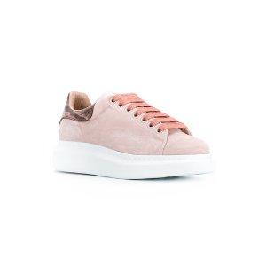Alexander McQueenextended sole sneakers