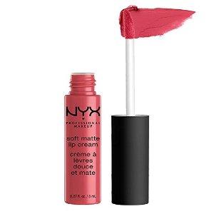 $0NYX Soft Matte Lip Cream