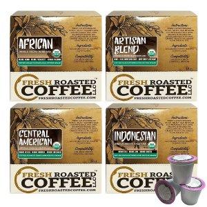 买一送一USDA Organic 胶囊咖啡 72 ct.