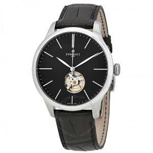 $975 (Orig $3150)PERRELET First Class Open Heart Men's Watches