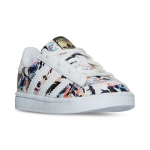 adidas Toddler Girls' Superstar Casual Sneakers from Finish Line - Sale & Clearance - Kids & Baby - Macy's