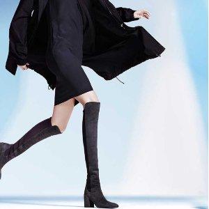 7.5折+免税最后一天:Stuart Weitzman 新款美鞋满额享优惠