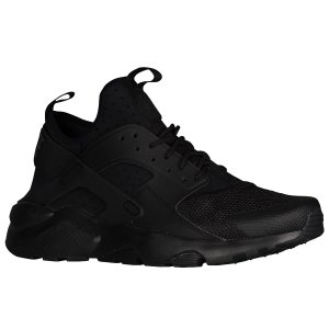 Nike Air Huarache Run Ultra - Men's - Running - Shoes - Black/Black/Black