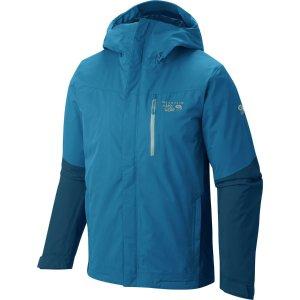 Mountain Hardwear Dragon's Back Insulated Jacket - Men's | Backcountry.com