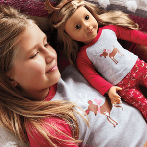 Last Day: Free Shipping $100+Save on Select Outfits& Accessories @ American Girl