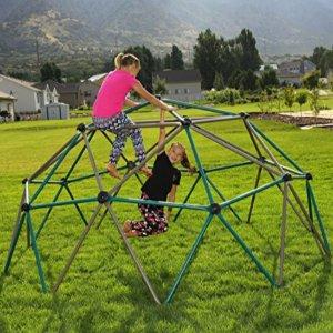 $147.30 (Orig $249.99) Lifetime Geometric Dome Climber Play Center