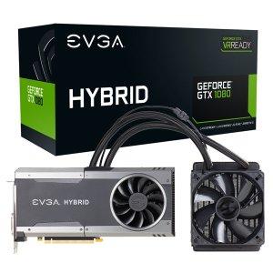 EVGA GeForce GTX 1080 FTW GAMING 8GB GDDR5X HYBRID & RGB LED