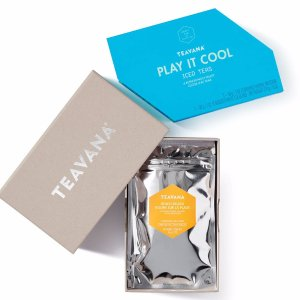 Play It Cool Iced Tea Sampler | Teavana
