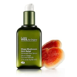 Dr. Andrew Weil for Origins™ Mega-Mushroom Skin Relief Advanced Face Serum
