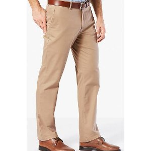 The Clean Khaki, Straight Fit