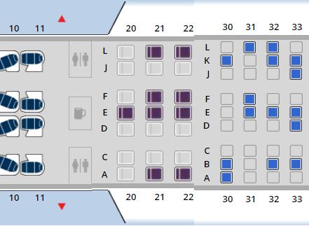 航空小貼士:美聯航超級經濟艙(premium plus)終極指南圖片