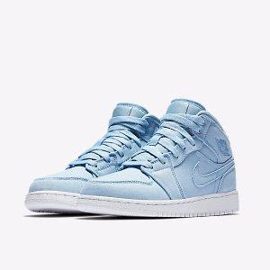 AIR JORDAN 1 MID @ Nike Store