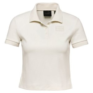 Cropped Baby Polo