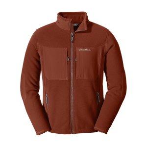 Men's Crux Fleece Jacket | Eddie Bauer