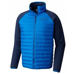 Columbia | Men's Flash Forward Hybrid Down Insulated Stretch Water Resistant Jacket