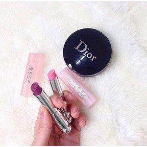 Dior Addict Lip Glow 变色唇膏