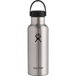 Hydro Flask 18oz Standard Mouth Insulated Bottle With Standard Flex Cap - at Moosejaw.com