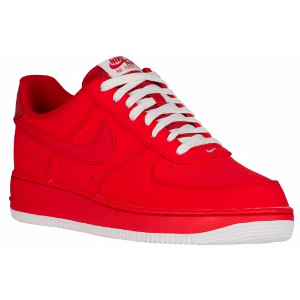 Nike Air Force 1 Low - Men's - Basketball - Shoes - University Red/Sail/University Red